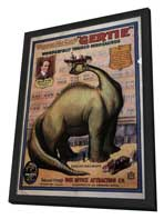 - 11 x 17 Movie Poster - Style A - in Deluxe Wood Frame