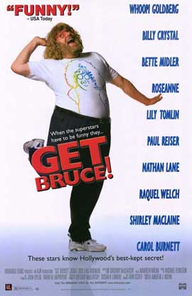 Get Bruce - 11 x 17 Movie Poster - Style A