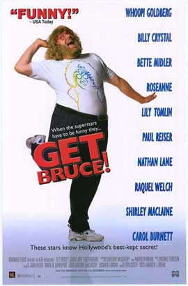 Get Bruce - 27 x 40 Movie Poster - Style A