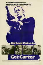 Get Carter - 27 x 40 Movie Poster - Style C