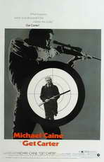 Get Carter - 11 x 17 Movie Poster - Style E