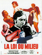 Get Carter - 11 x 17 Movie Poster - French Style A