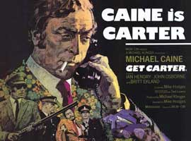 Get Carter - 11 x 17 Movie Poster - Style B