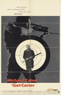 Get Carter - 11 x 17 Movie Poster - Style C