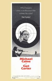 Get Carter - 11 x 17 Movie Poster - Style D
