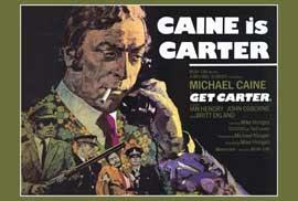 Get Carter - 27 x 40 Movie Poster - Style B