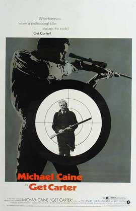 Get Carter - 27 x 40 Movie Poster - Style D