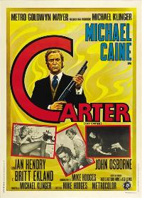 Get Carter - 43 x 62 Movie Poster - Italian Style A