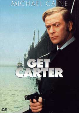 Get Carter - 11 x 17 Movie Poster - Style H