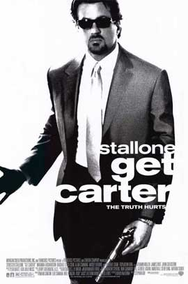 Get Carter - 11 x 17 Movie Poster - Style A