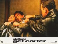 Get Carter - 11 x 14 Poster French Style A