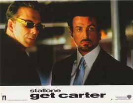Get Carter - 11 x 14 Poster French Style B