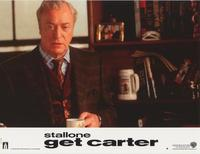 Get Carter - 11 x 14 Poster French Style C