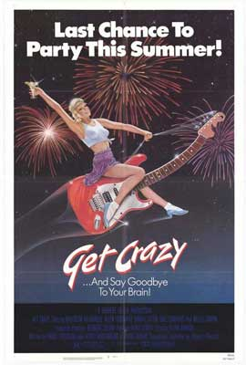 Get Crazy - 27 x 40 Movie Poster - Style A