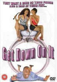 Get Down on It - 27 x 40 Movie Poster - UK Style A