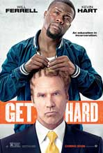 """Get Hard"" Movie Poster"