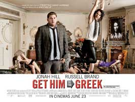 Get Him to the Greek - 30 x 40 Movie Poster UK - Style A