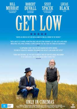 Get Low - 43 x 62 Movie Poster - Bus Shelter Style A