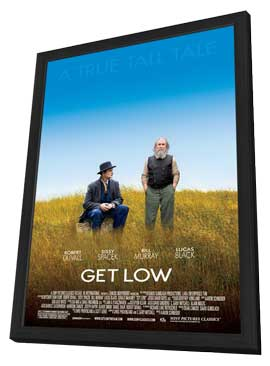 Get Low - 27 x 40 Movie Poster - Style B - in Deluxe Wood Frame