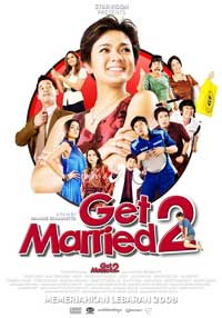 Get Married 2 - 11 x 17 Movie Poster - Style A