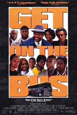Get On the Bus - 11 x 17 Movie Poster - Style B