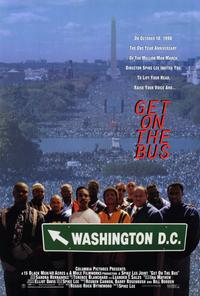 Get On the Bus - 27 x 40 Movie Poster - Style A