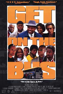Get On the Bus - 27 x 40 Movie Poster - Style B