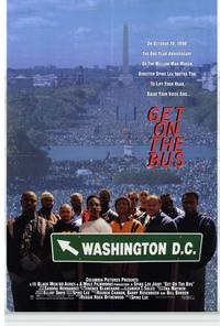 Get On the Bus - 43 x 62 Movie Poster - Bus Shelter Style A