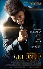 """Get On Up"" Movie Poster"