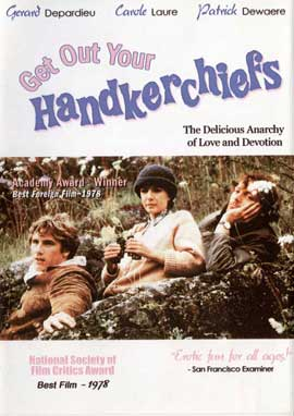 Get Out Your Handkerchiefs - 27 x 40 Movie Poster - Russian Style A