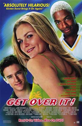 Get Over It! - 11 x 17 Movie Poster - Style B