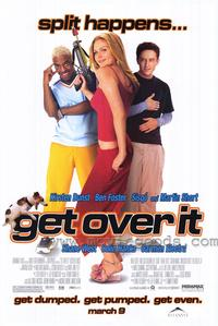 Get Over It! - 27 x 40 Movie Poster - Style A