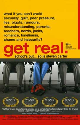 Get Real - 11 x 17 Movie Poster - Style A