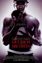 Get Rich or Die Tryin' - 11 x 17 Movie Poster - Style B