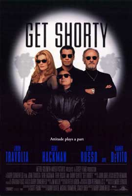 Get Shorty - 27 x 40 Movie Poster - Style A