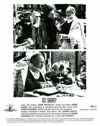 Get Shorty - 8 x 10 B&W Photo #3