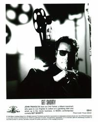 Get Shorty - 8 x 10 B&W Photo #4