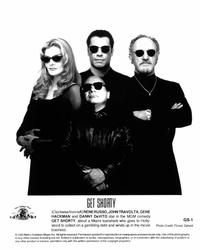 Get Shorty - 8 x 10 B&W Photo #13