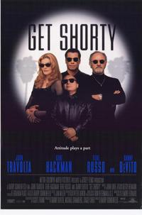 Get Shorty - 43 x 62 Movie Poster - Bus Shelter Style A