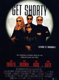 Get Shorty - 11 x 17 Movie Poster - French Style A