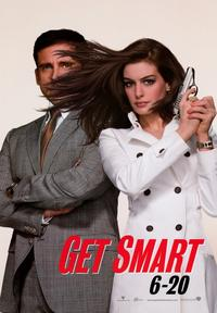 Get Smart - 43 x 62 Movie Poster - Bus Shelter Style A