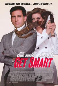 Get Smart - 43 x 62 Movie Poster - Bus Shelter Style B