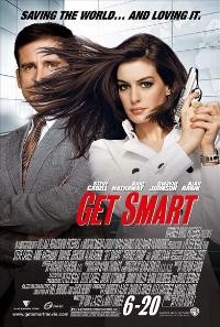 Get Smart - 43 x 62 Movie Poster - Bus Shelter Style C