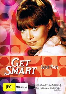 Get Smart (TV) - 11 x 17 TV Poster - Australian Style B