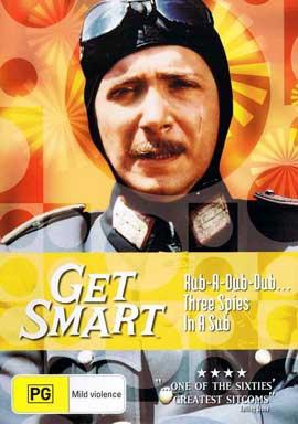 Get Smart (TV) - 11 x 17 TV Poster - Australian Style C