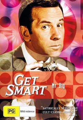 Get Smart (TV) - 11 x 17 TV Poster - Australian Style F