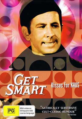 Get Smart (TV) - 11 x 17 TV Poster - Australian Style G