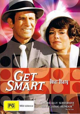 Get Smart (TV) - 11 x 17 TV Poster - Australian Style I