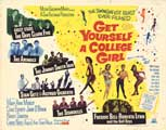 Get Yourself a College Girl - 11 x 14 Movie Poster - Style A