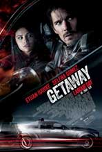 Getaway - 11 x 17 Movie Poster - Style A